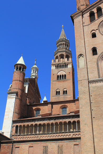 Cremona, Duomo, bell tower