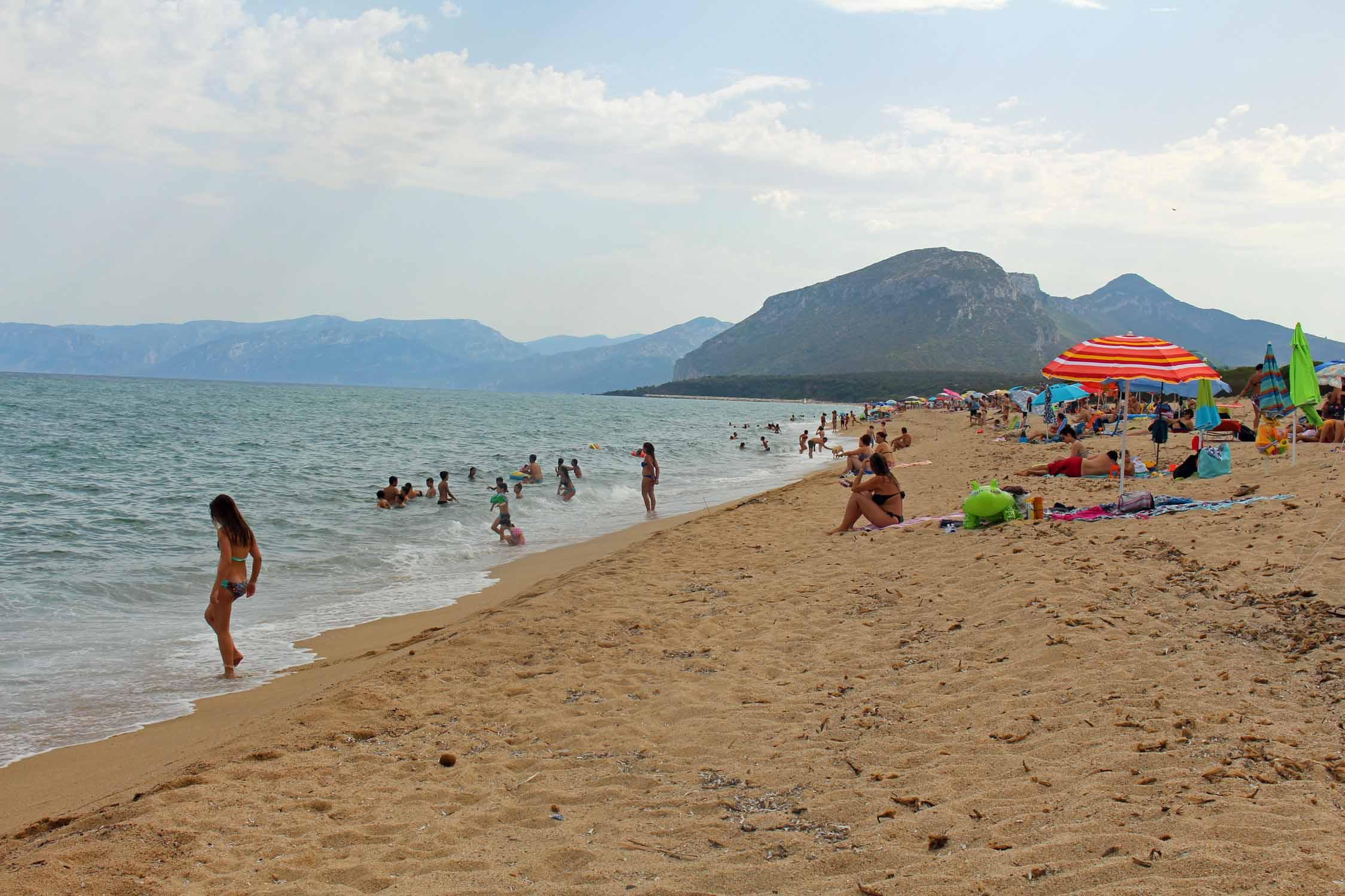 Su Barone beach