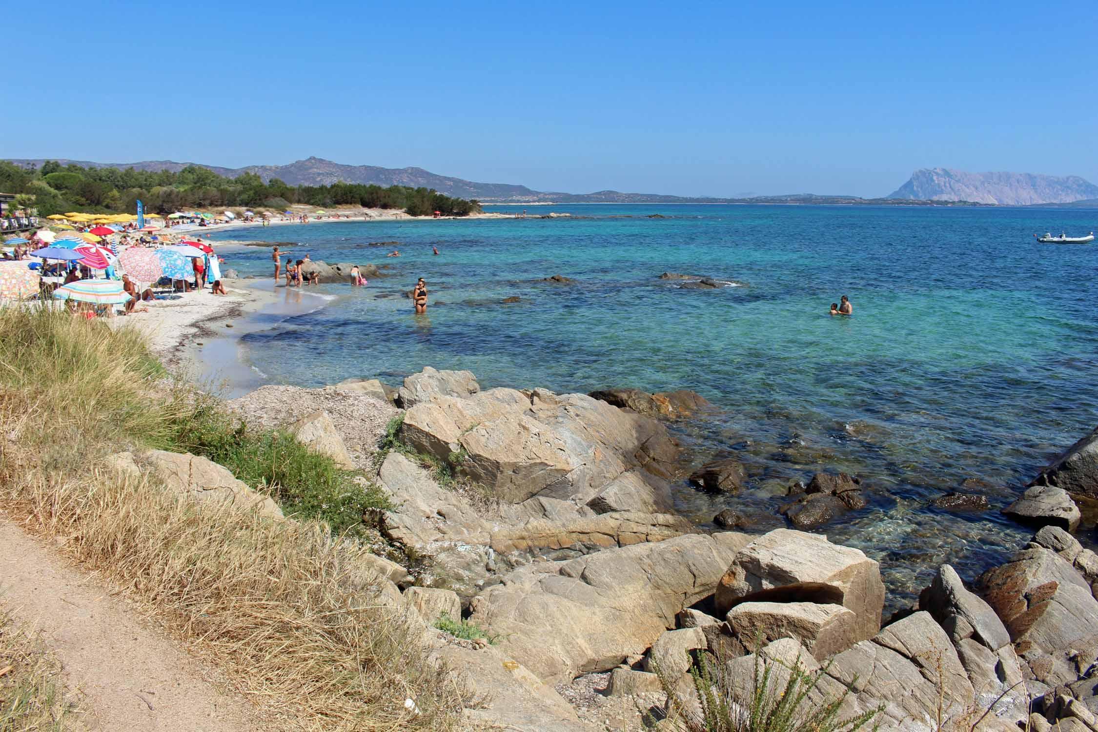 Cala d'Ambra beach