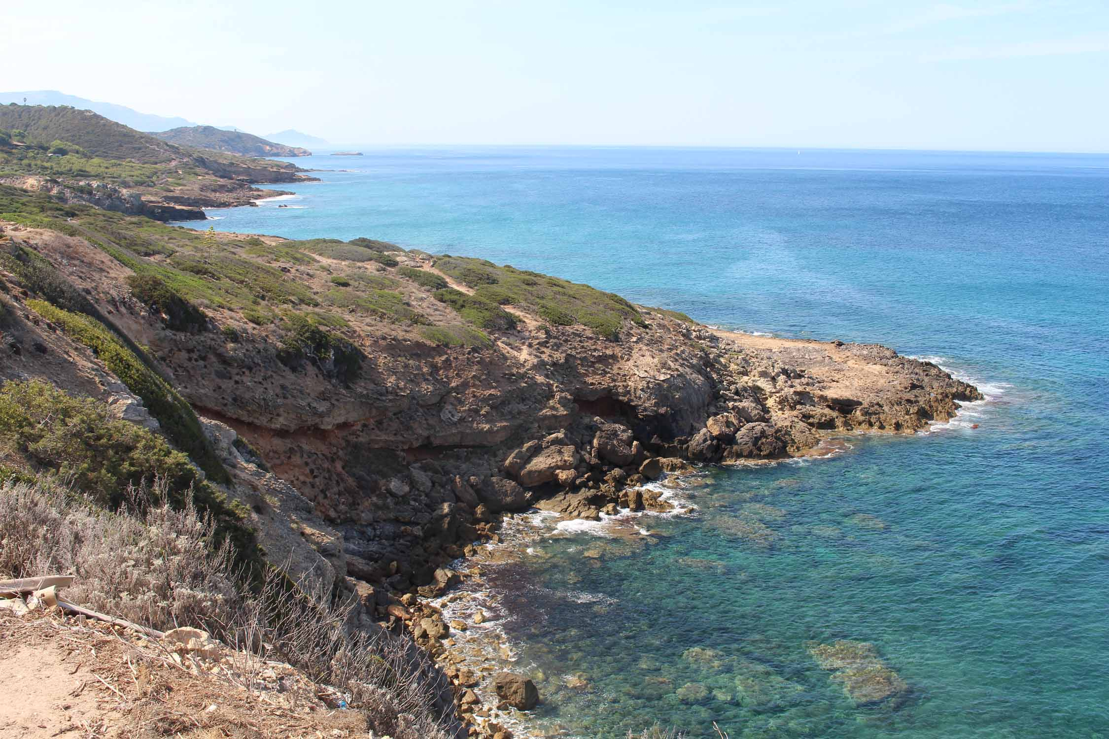 Road Alghero - Bosa