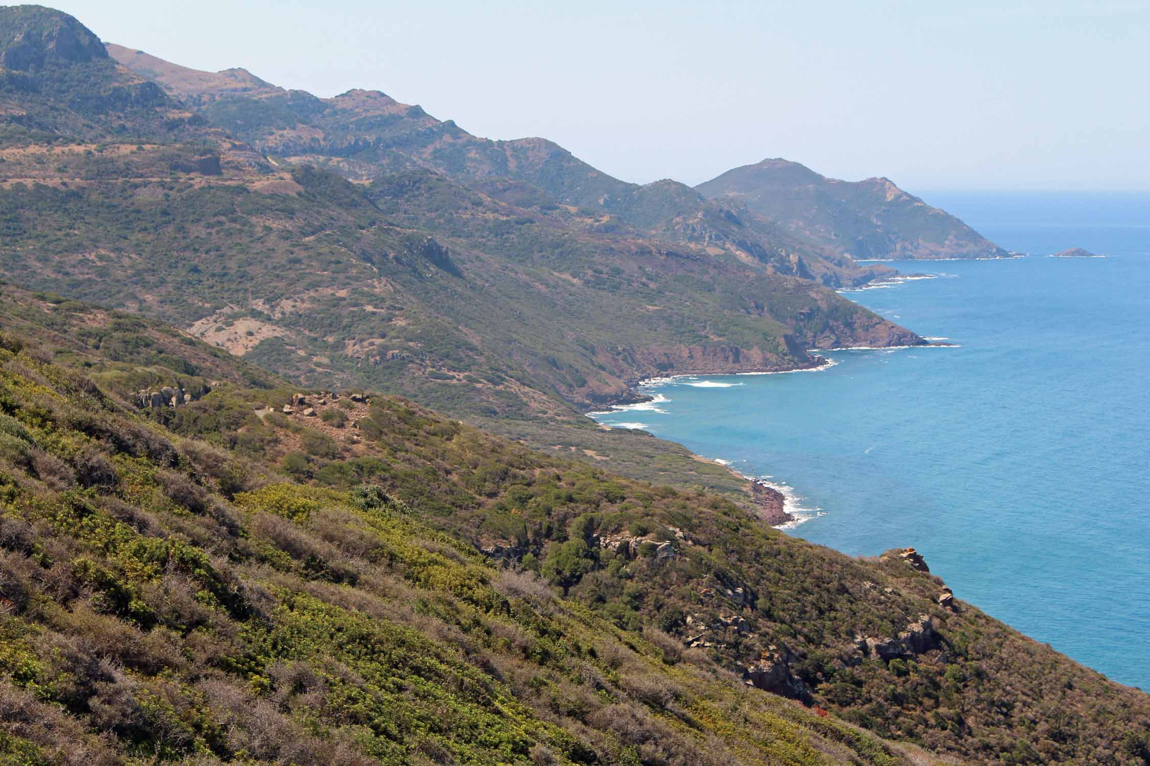 Route Alghero - Bosa