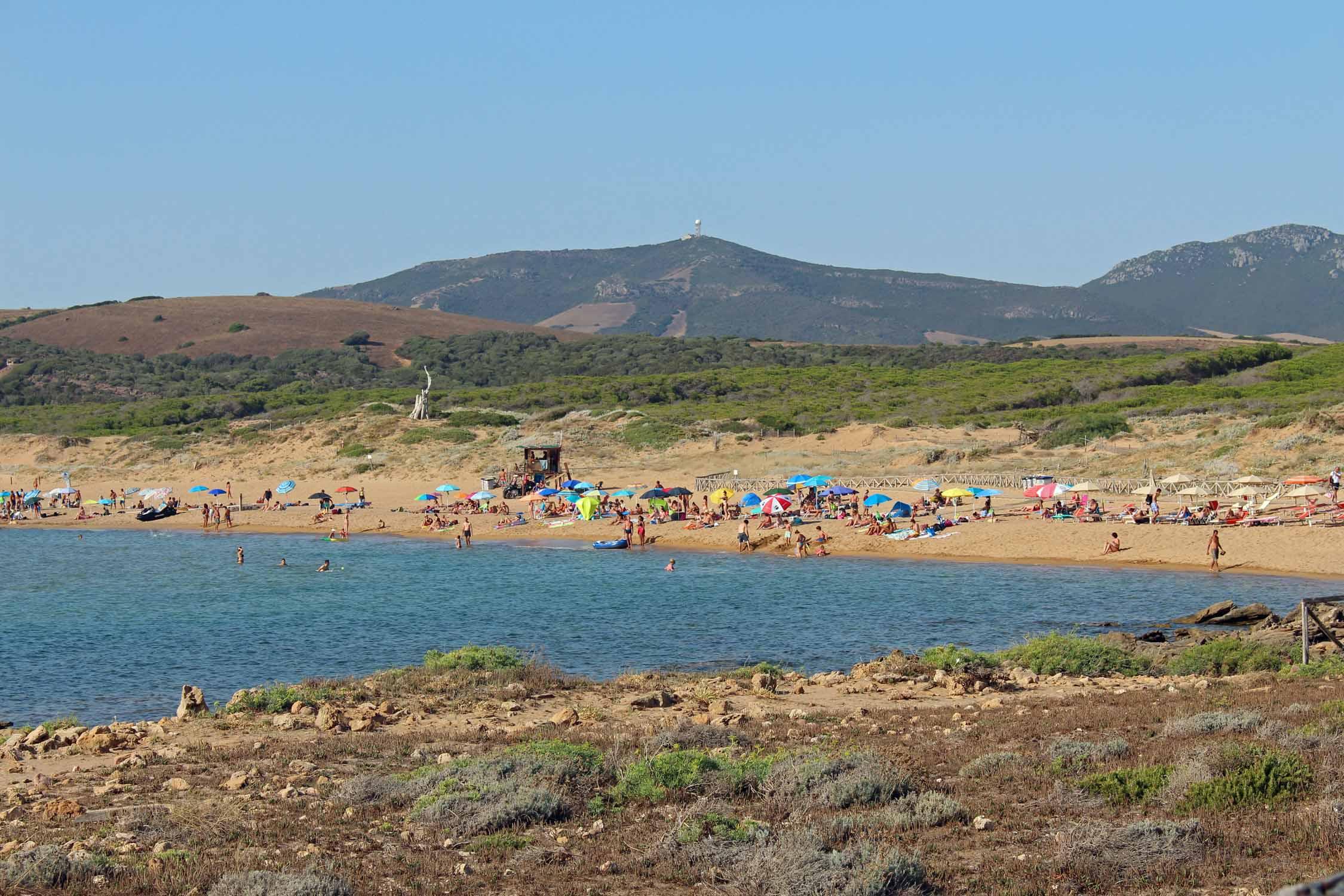 Playa de Porto Ferro
