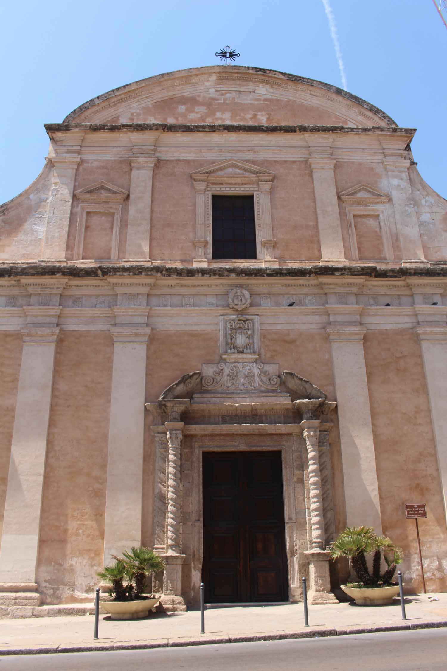 Sassari, church Sant'Antonio