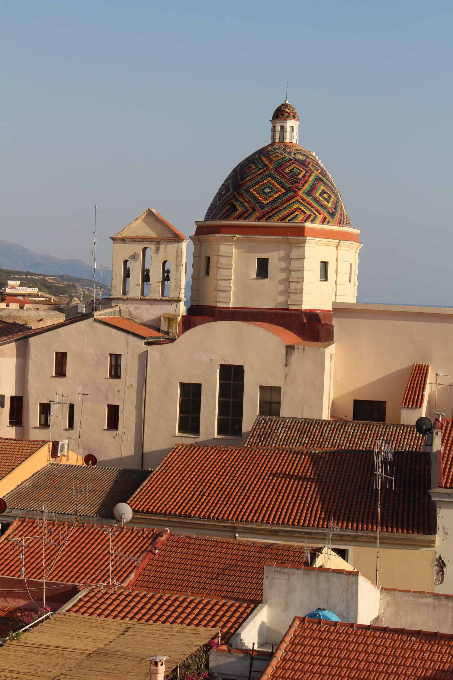 Alghero, church of San Miguele