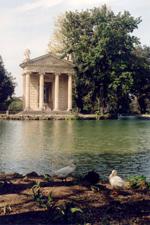 Esculape temple
