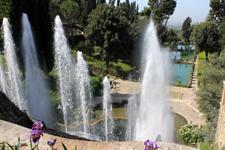Villa d'Este, Organ Fountain