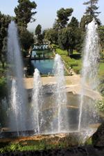Organ Fountain, Villa d'Este