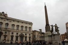 Obelisk of Quirinal