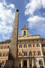 Obélisque de Montecitorio