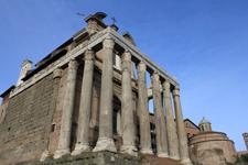 Temple de Antonino y Faustina