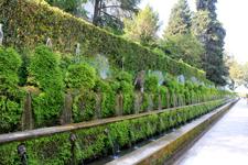 Allée des Cent Fontaines