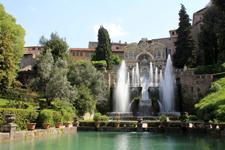 Fishponds, Villa d'Este