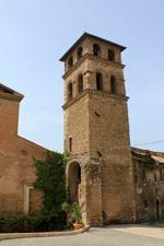 Church San pietro alla Carita