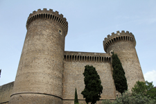 Rocca Pia castle