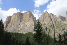 Sella pass
