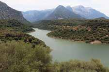 Lago de Cedrino