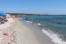 Playa de Budoni