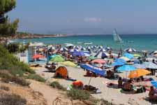 La Bombarde beach