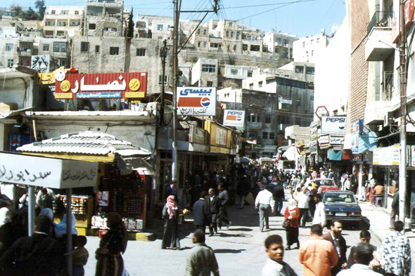 Rue d'Amman