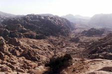 Site of Petra
