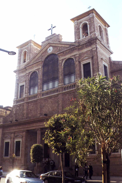 Beirut, St. Georges church