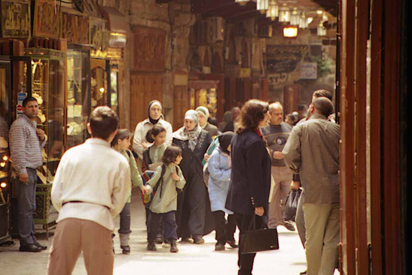 Souk of the Jewellers