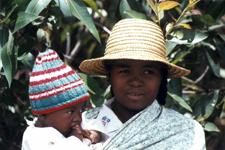 Madagascan Woman