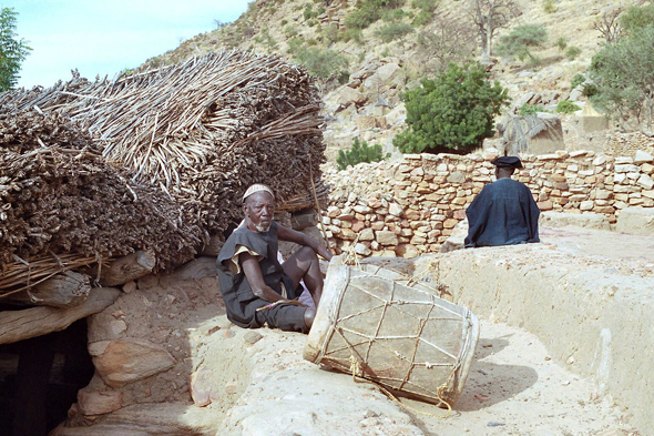 Tirelli village, Dogon Country