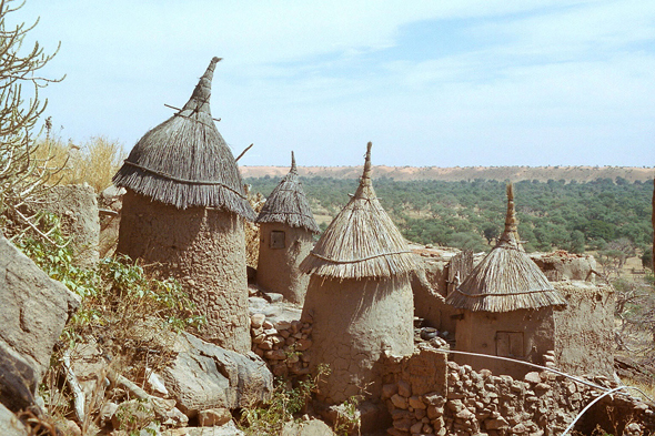Dogon Country, Amani village
