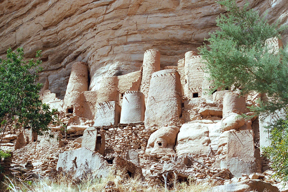 Dogon Country, Amani