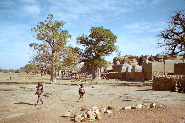 Dogon Country, Sangha