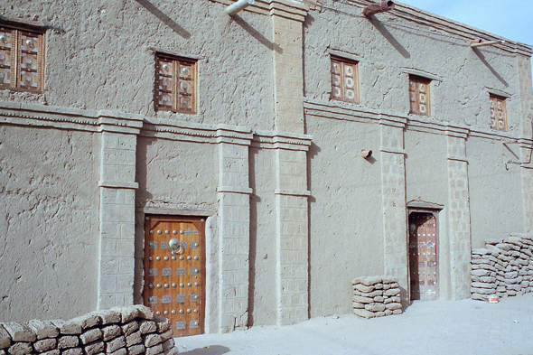 Mali, house of Timbuktu