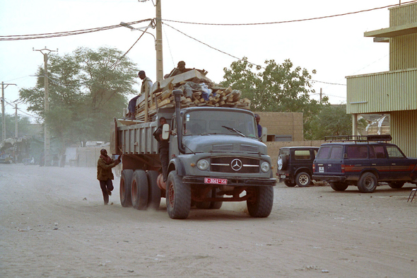 Tombouctou, transport