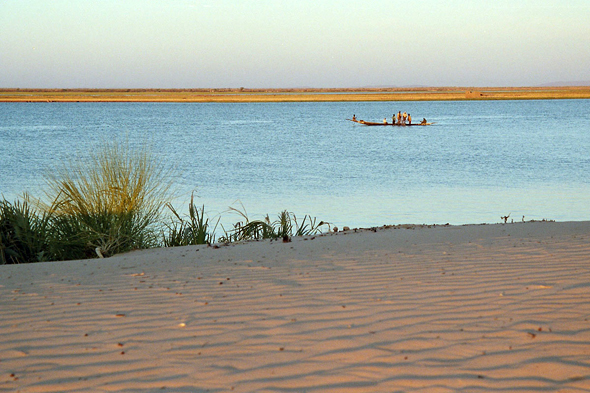 Mali Niger River