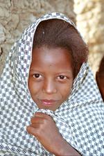 Jeune Malienne