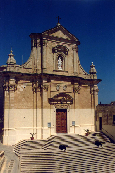 Gozo, Victoria, cathedral