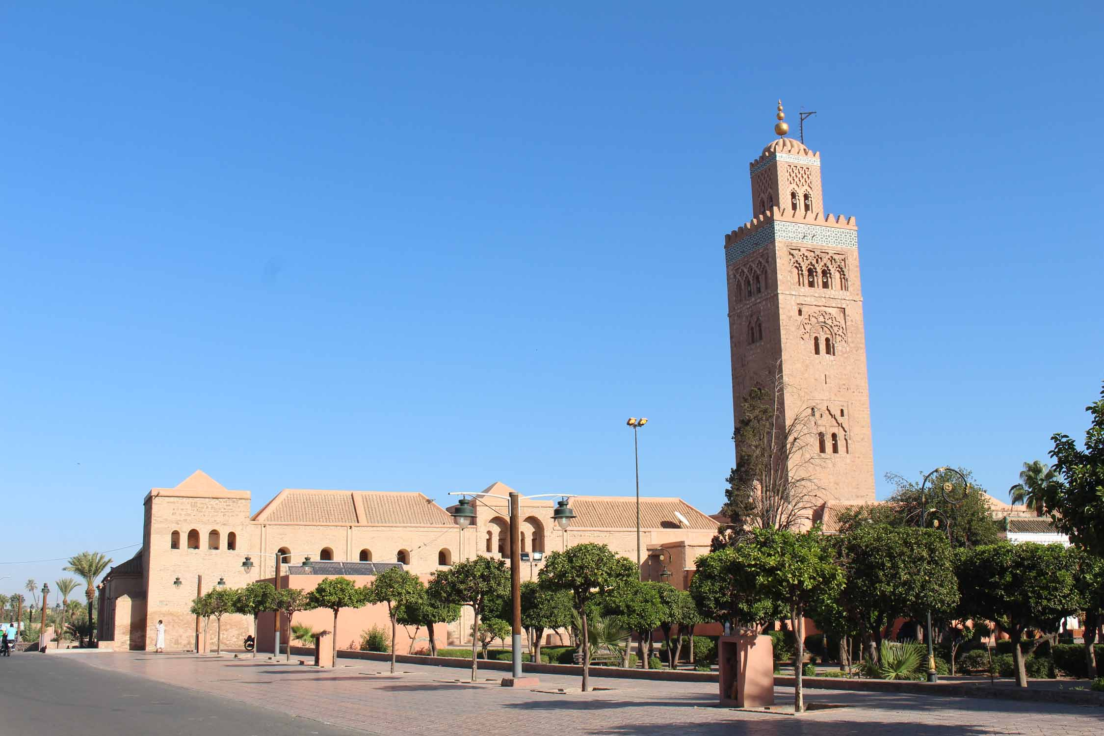 Marrakesh, Koutoubia mosque