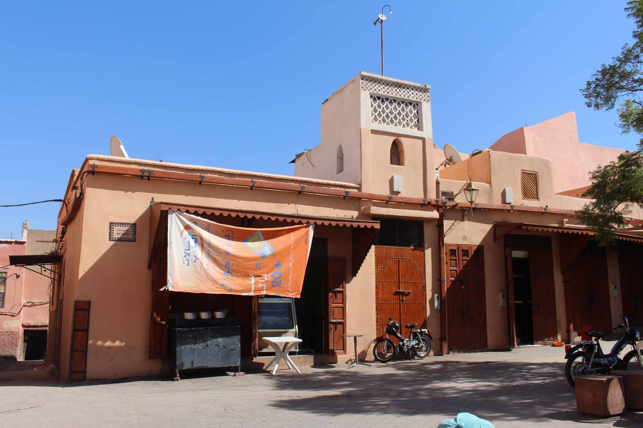 Marrakesh, Jewish district