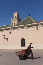 Ben Youssef mosque