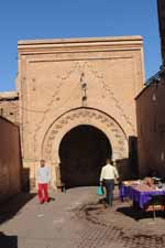 Gate Bab el Debbagh