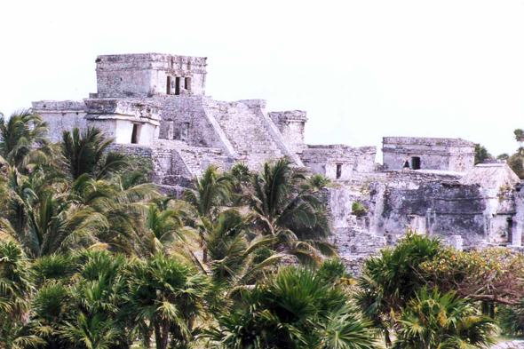 Tulum, the castillo