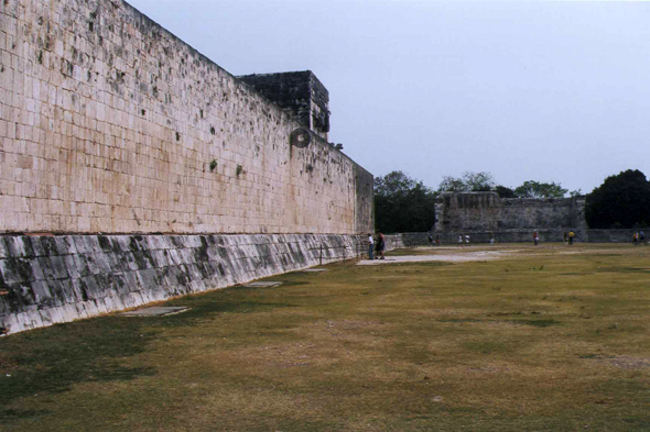 Chichen Itza, Great Ball court