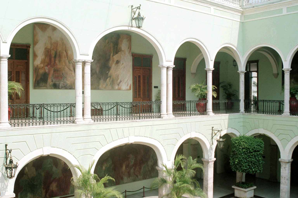 Merida, Government Palace