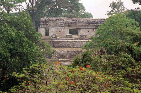 Palenque, Northern Temple