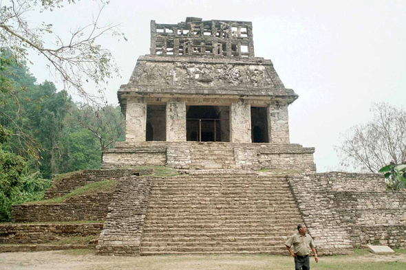 Palenque, Temple of the Sun