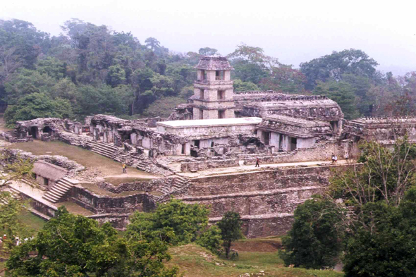 City of Palenque, Palacio