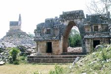 Arc de Labná