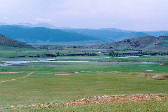 Mongolia, Orkhon, valley
