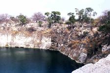 Lac Otjikoto