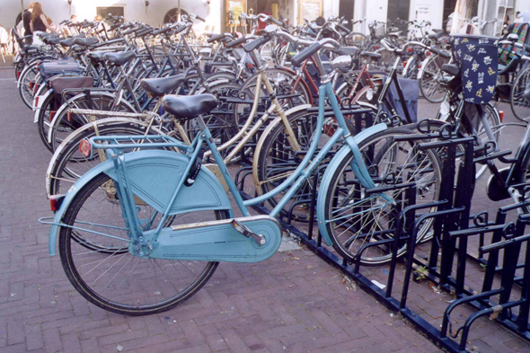 Gouda, bicycles